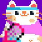 Portada oficial de de Candy Cat Tennis para iPhone