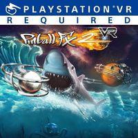 Portada oficial de Pinball FX2 VR para PS4