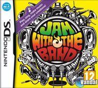Portada oficial de Jam with the Band para NDS