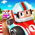 Portada oficial de de Blocky Racer para iPhone