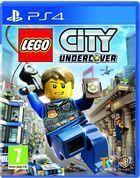 Portada oficial de de LEGO City Undercover para PS4