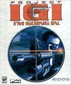 Portada oficial de de Project IGI para PC