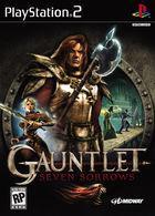 Portada oficial de de Gauntlet: Seven Sorrows para PS2