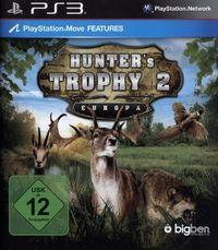 Portada oficial de Hunter's Trophy 2 - Europa para PS3
