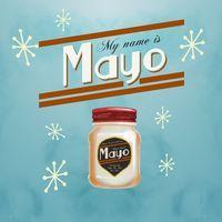 Portada oficial de My Name is Mayo para PS4