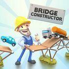 Portada oficial de de Bridge Constructor para PS4