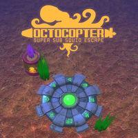 Portada oficial de Octocopter: Super Sub Squid Escape eShop para Wii U