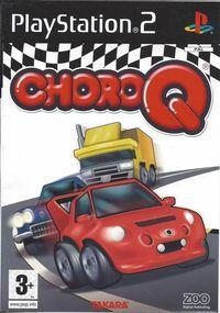 Portada oficial de Choro Q para PS2