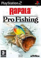 Portada oficial de de Rapala Pro Fishing para PS2