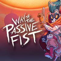 Portada oficial de Way of the Passive Fist para PS4
