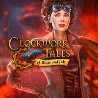 Portada oficial de Clockwork Tales: Of Glass and Ink para PS4