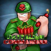 Portada oficial de Battalion Commander para PS4