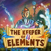 Portada oficial de The Keeper of 4 Elements para PS4