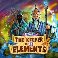 Portada oficial de The Keeper of 4 Elements PSN para PSVITA