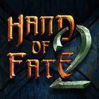 Portada oficial de de Hand of Fate 2 para PS4