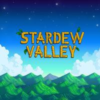 Portada oficial de Stardew Valley para Switch