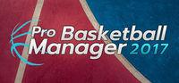 Portada oficial de Pro Basketball Manager 2017 para PC