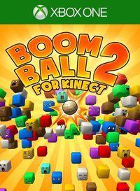 Portada oficial de Boom Ball 2 para Xbox One