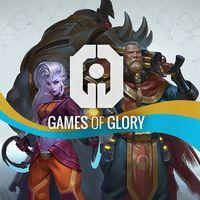 Portada oficial de Games of Glory para PS4