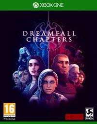 Portada oficial de Dreamfall Chapters para Xbox One