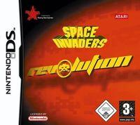 Portada oficial de Space Invaders Revolution para NDS