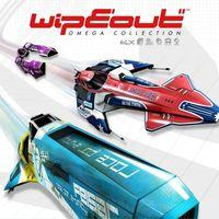 Portada oficial de Wipeout Omega Collection para PS4