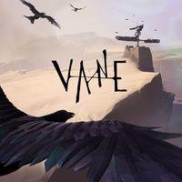 Portada oficial de Vane para PS4