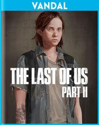 Portada oficial de The Last of Us Part II para PS4
