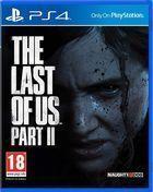 Portada oficial de de The Last of Us Parte II para PS4