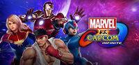 Portada oficial de Marvel vs. Capcom: Infinite para PC