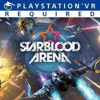 Portada oficial de Starblood Arena para PS4