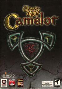 Portada oficial de Dark Age of Camelot para PC