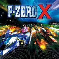 Portada oficial de F-Zero X CV para Wii U
