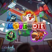 Portada oficial de Move or Die para PS4