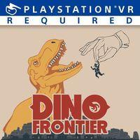 Portada oficial de Dino Frontier para PS4