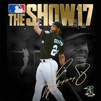 Portada oficial de MLB The Show 17 para PS4