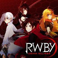 Portada oficial de RWBY: Grimm Eclipse para PS4