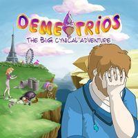 Portada oficial de Demetrios - The BIG cynical adventure para PS4