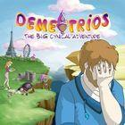 Portada oficial de de Demetrios - The BIG cynical adventure para PS4