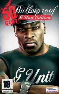 Portada oficial de 50 Cent: Bulletproof para PS2