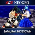Portada oficial de de NeoGeo Samurai Shodown para PS4