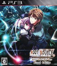 Portada oficial de Root Double -Before Crime * After Days- Xtend Edition para PS3