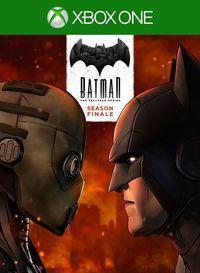 Portada oficial de Batman: The Telltale Series - Episode 5: City of Light para Xbox One