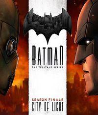 Portada oficial de Batman: The Telltale Series - Episode 5: City of Light para PC
