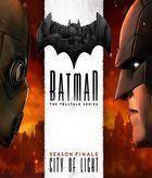 Portada oficial de de Batman: The Telltale Series - Episode 5: City of Light para PC