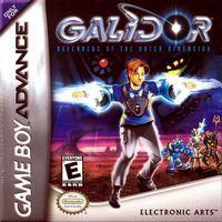 Portada oficial de Galidor: Defenders of the Outer Dimension para Game Boy Advance