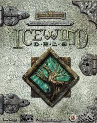 Portada oficial de Icewind Dale para PC
