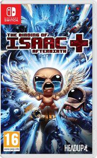 Portada oficial de The Binding of Isaac: Afterbirth+ para Switch