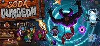 Portada oficial de Soda Dungeon para PC