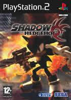Portada oficial de de Shadow the Hedgehog para PS2